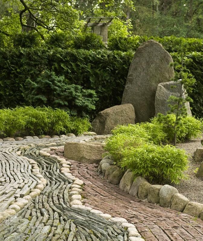 Фото каменистых садов